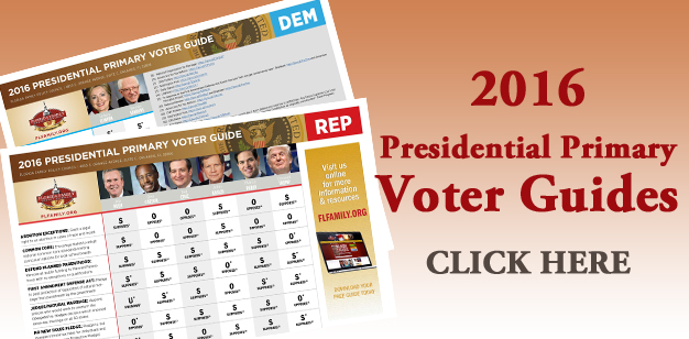 Presidential Primary Voter Guides Available Now