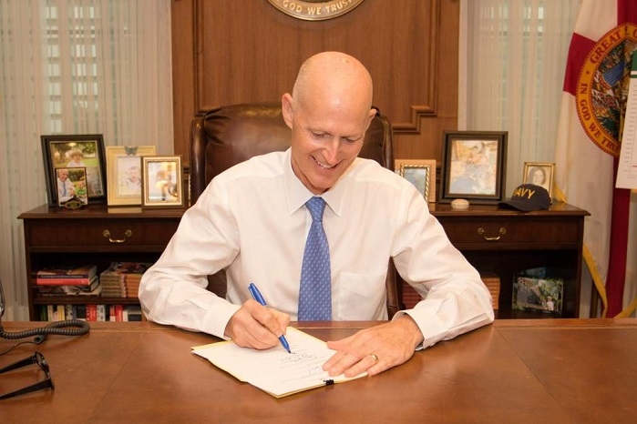 LifeNews: Florida Gov. Rick Scott Signs Bill to Defund Planned Parenthood Abortion Business