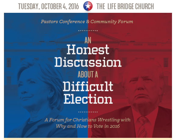Join Us for Fall Debate Watch Parties & Other Important Fall Election Events