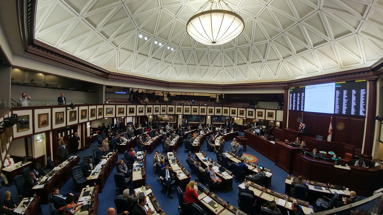 Time is running out… This is the final week of Florida's 60-day Legislative Session
