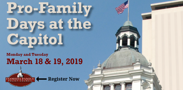 Register Now for Pro Family Days at the Capitol & Patriot Academy Youth Leadership Training Program
