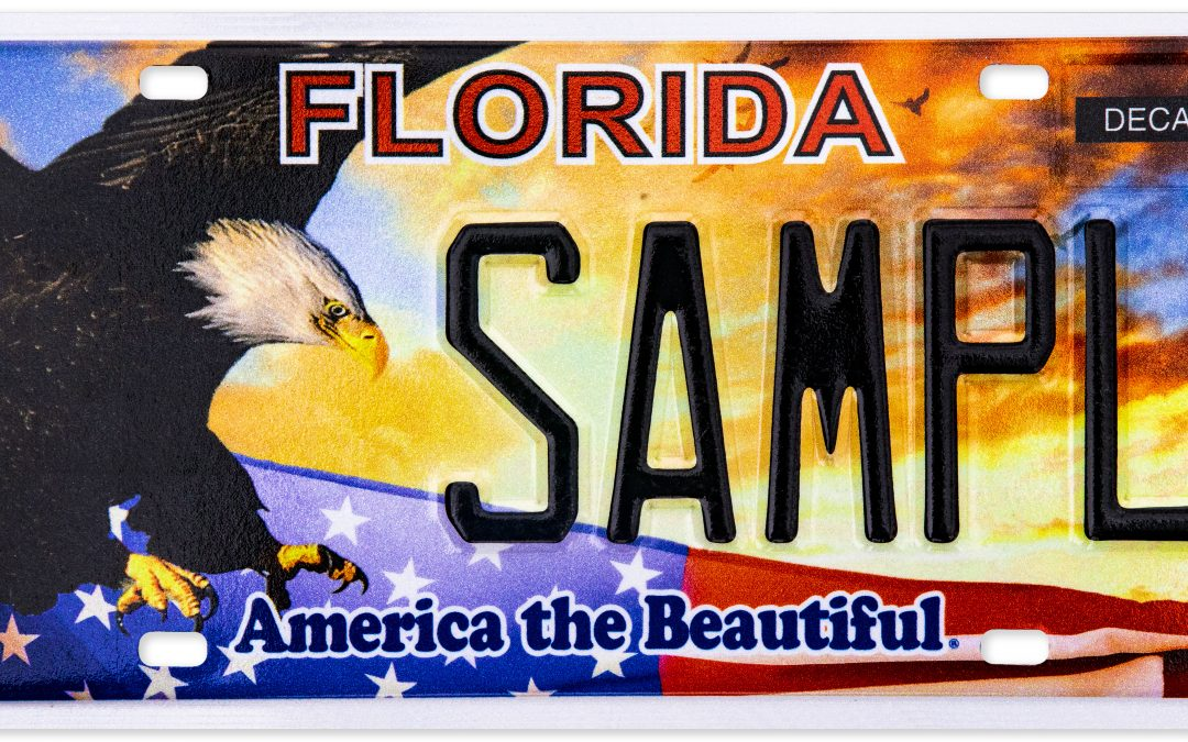 Support Youth & Receive a Free America the Beautiful License Plate