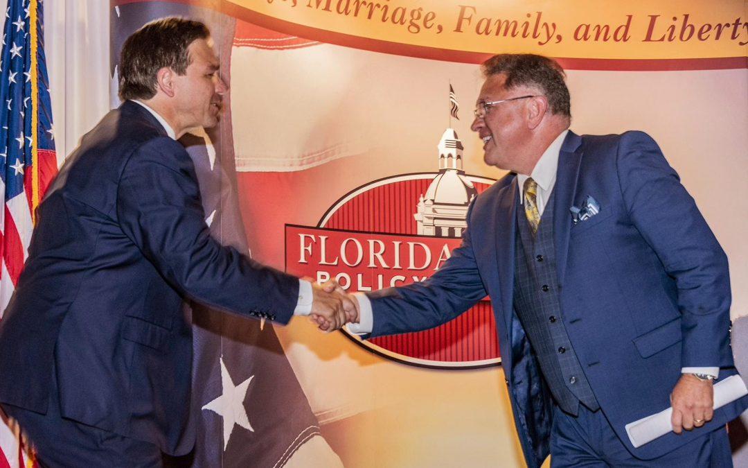 Governor Ron DeSantis Addresses Eighth Annual Legislative Prayer Breakfast