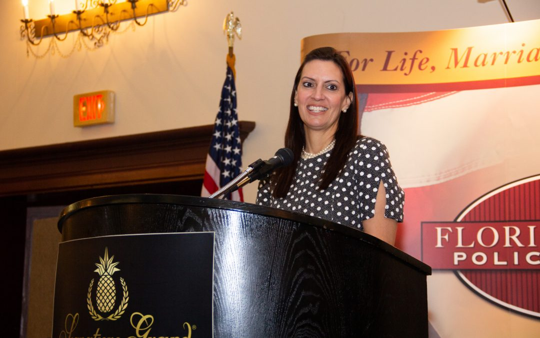 Lieutenant Governor Jeanette Núñez Keynotes South Florida Legislative Prayer Breakfast