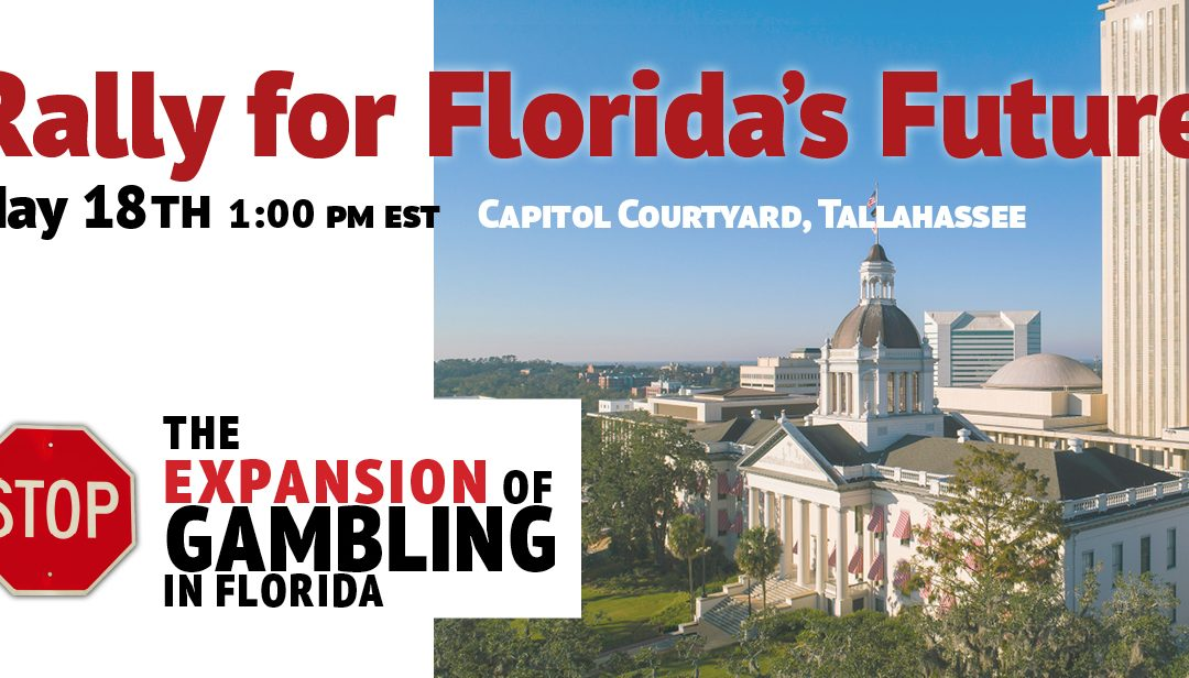URGENT: Take action NOW to STOP thelargest expansionof casino gambling in American History