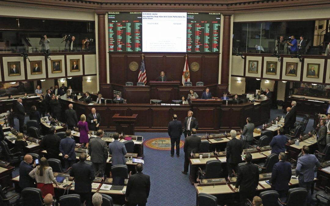 2020 Legislative Session: Legislative Insider's Report Week 6 of 9